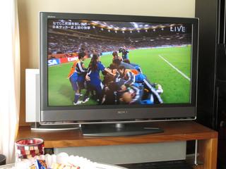 ワールドカップ、優勝