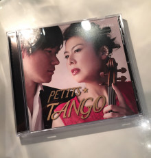"""Petits⭐︎Copains 3rdCD """"PETITS★TANGO"""""""