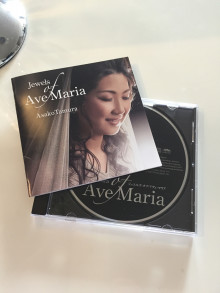"""田村麻子 """"Jewels of AveMaria"""""""